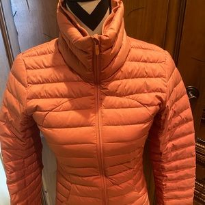 Lululemon Pack It Down Jacket Size 4